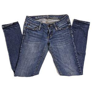 3/$20 Bullhead Hermosa Super Skinny Jeans 1S